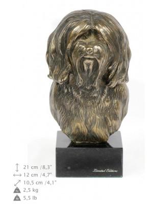 Tibetan Terrier - figurine (bronze) - 309 - 22096