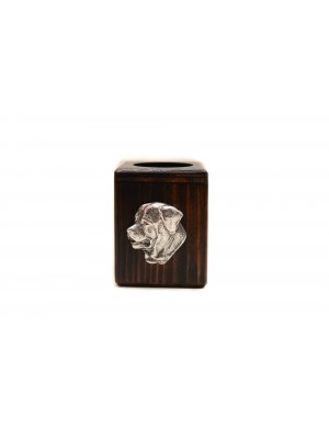 Tosa Inu - candlestick (wood) - 4006 - 37935