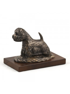 West Highland White Terrier - figurine (bronze) - 625 - 3166