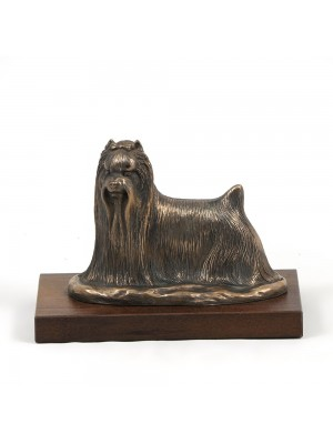 Yorkshire Terrier - figurine (bronze) - 626 - 6947