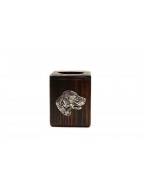 Setter - candlestick (wood) - 3927