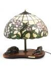 Barzoï Russian Wolfhound - lamp (bronze) - 681 - 3214