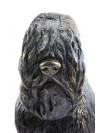 Black Russian Terrier - statue (resin) - 628 - 21612