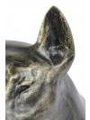 Bull Terrier - figurine (resin) - 349 - 16256