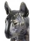Bull Terrier - statue (resin) - 1511 - 21667