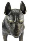 Bull Terrier - statue (resin) - 16 - 21639