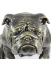 English Bulldog - statue (resin) - 654 - 21695