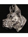 Great Dane - necklace (strap) - 123 - 680