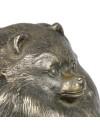 Pomeranian - figurine (bronze) - 267 - 22109
