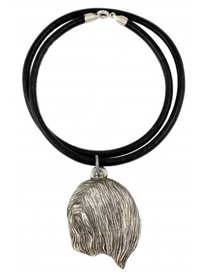 Lhasa Apso - necklace (strap) - 757