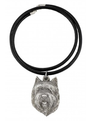 Cairn Terrier - necklace (strap) - 760