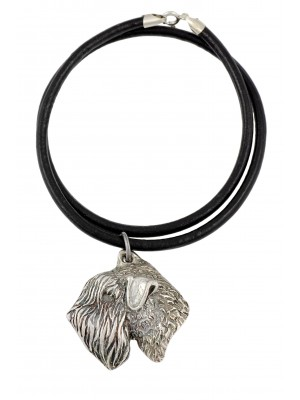 Irish Soft Coated Wheaten Terrier - necklace (strap) - 1114