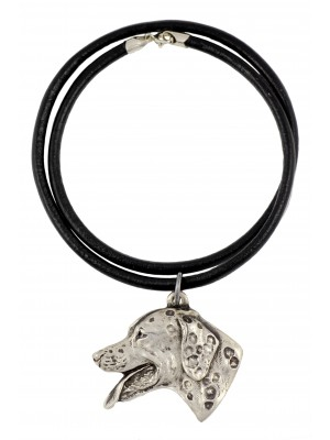 Dalmatian - necklace (strap) - 161