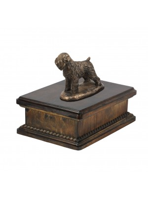 Black Russian Terrier- exlusive urn