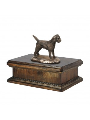 Border Terrier- exlusive urn