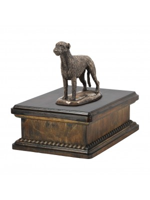 Irish Wolfhound- exlusive urn