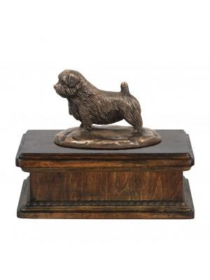Norfolk Terrier- exlusive urn