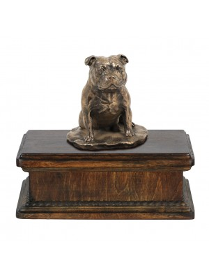 Staffordshire Bull Terrier- exlusive urn