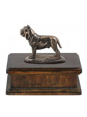 Neapolitan Mastiff- exlusive urn