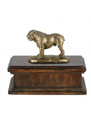 English Bulldog 2- exlusive urn