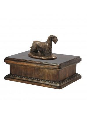 Cesky Terrier - exlusive urn