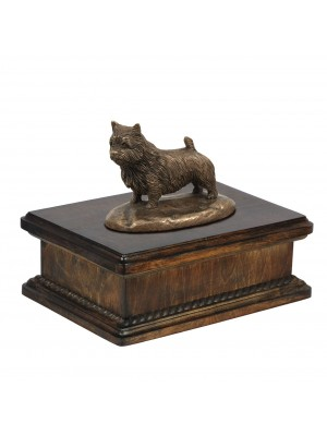 Norwich Terrier- exlusive urn
