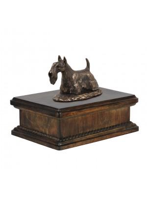 Scottish Terrier- exlusive urn