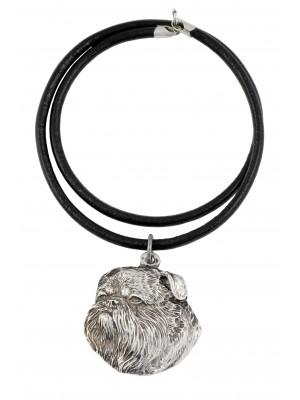 Belgium Griffon - necklace (strap) - 285