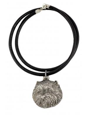 West Highland White Terrier - necklace (strap) - 388