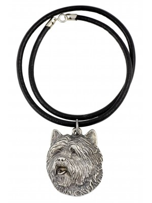 Cairn Terrier - necklace (strap) - 390