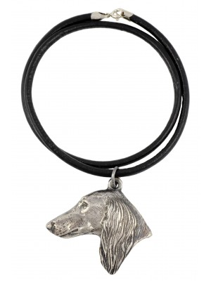 Saluki - necklace (strap) - 143