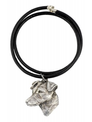 Jack Russel Terrier - necklace (strap) - 426