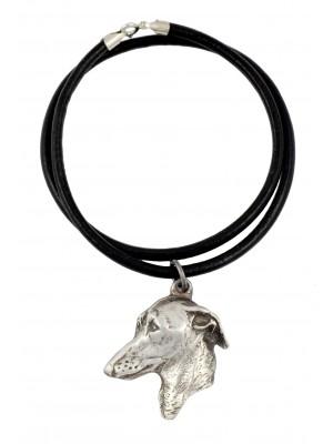 Italian Greyhound - necklace (strap) - 440