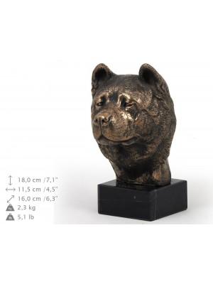 Akita Inu - figurine (bronze) - 162 - 9097