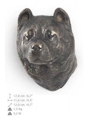 Akita Inu - figurine (bronze) - 348 - 9859