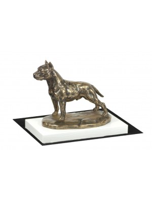 American Staffordshire Terrier - figurine (bronze) - 4542 - 40974