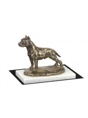 American Staffordshire Terrier - figurine (bronze) - 4543 - 40982