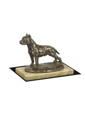 American Staffordshire Terrier - figurine (bronze) - 4544 - 40984