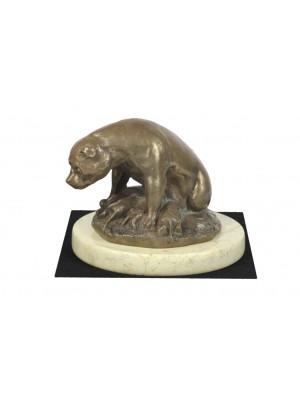 American Staffordshire Terrier - figurine (bronze) - 4547 - 41000