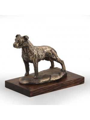 American Staffordshire Terrier - figurine (bronze) - 576 - 3156