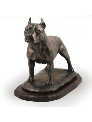 American Staffordshire Terrier - figurine (bronze) - 663 - 6921