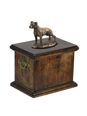 American Staffordshire Terrier - urn - 4028 - 38053