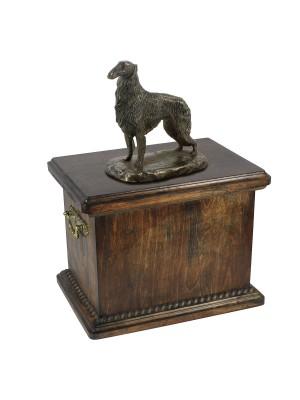 Barzoï Russian Wolfhound - urn - 4085 - 38464