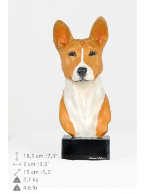 Basenji - figurine - 2325 - 24834