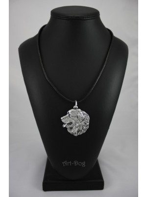Bernese Mountain Dog - necklace (strap) - 213 - 860