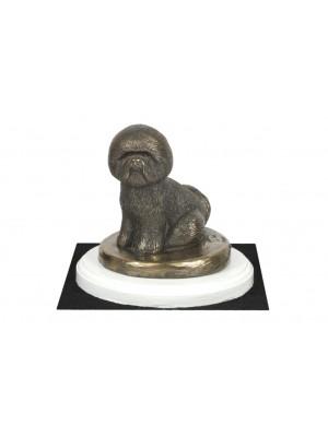 Bichon Frise - figurine (bronze) - 4548 - 41006