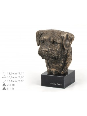 Border Terrier - figurine (bronze) - 180 - 9111