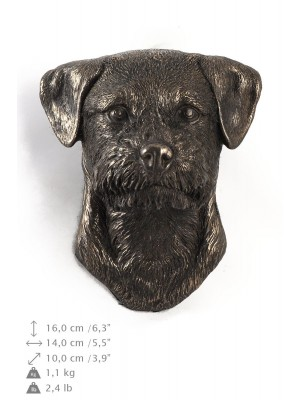 Border Terrier - figurine (bronze) - 367 - 9869