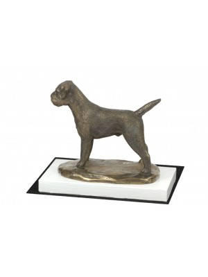 Border Terrier - figurine (bronze) - 4555 - 41120