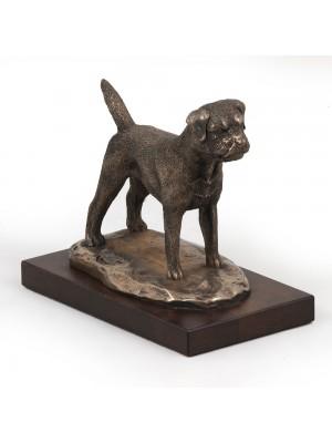 Border Terrier - figurine (bronze) - 579 - 2636